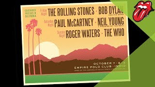 Indio (CA) United States  city pictures gallery : Desert Trip announced! Stones, Dylan, Macca & more!