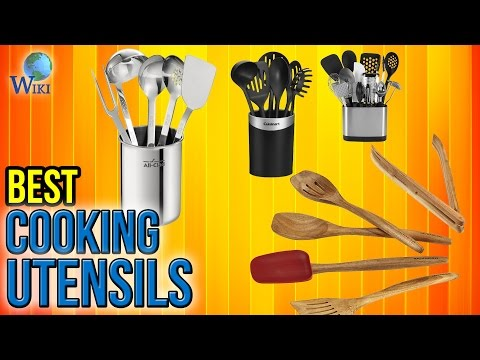 10 Best Cooking Utensils 2017