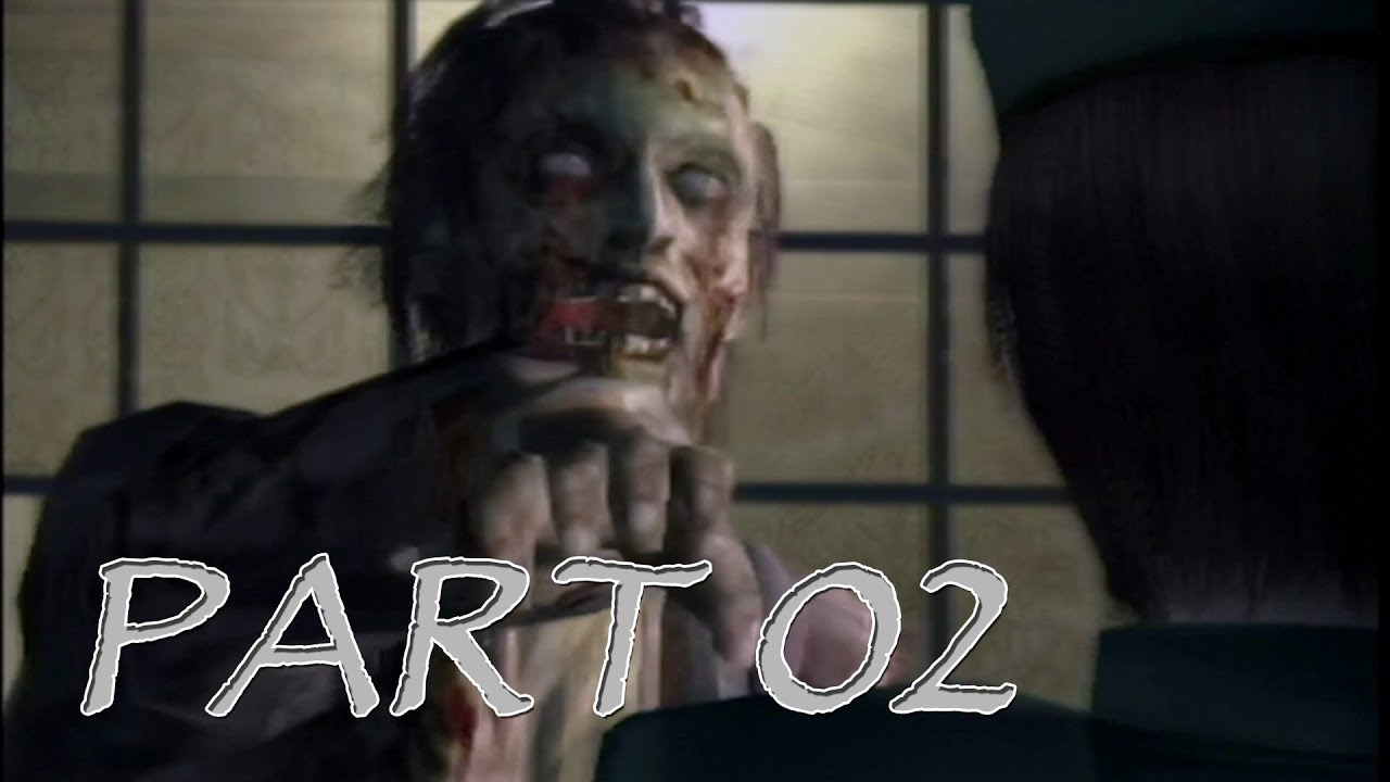 [Let's Play] Resident Evil Remake (2002) – 02 – Jill Sandwich