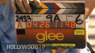 Look Back At GLEE's Red Carpet Moments - Hollywood TV