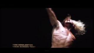 Tom Hiddleston auditions for Thor - Thor: The Dark World Extra | HD full download video download mp3 download music download