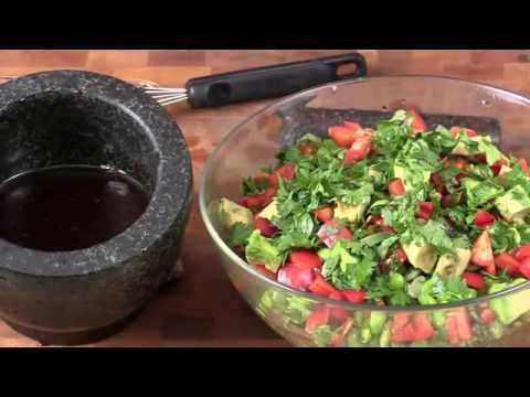 Eurasian Salad Recipes-Vegan / Vegetarian