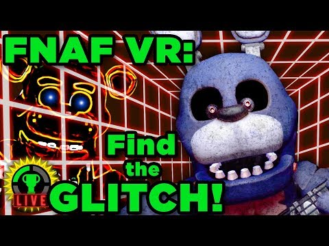 Fnaf Vr - So Many Secrets! | Five Nights At Freddy's Vr: Help Wanted (part 3)