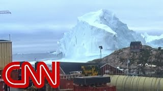 Video Massive iceberg threatens tiny village MP3, 3GP, MP4, WEBM, AVI, FLV Desember 2018