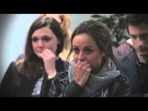 Belgisches Raser-Schockvideo | Was wäre wenn du zu deiner eigenen Beerdigung eingeladen wärst?