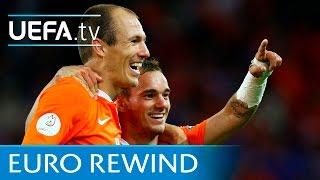 Download Lagu EURO 2008 highlights: France 1-4 Netherlands Mp3