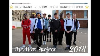 Video [ Project ] MOMOLAND ( 모모랜드 ) - Bboom Bboom ( 뿜뿜 ) Dance Cover  by The Hive From France MP3, 3GP, MP4, WEBM, AVI, FLV Juni 2018