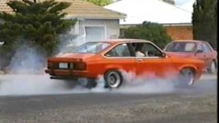 Smithton Australia  city photo : Smithton Tasmania Torana Burnouts Christmas Day 1994