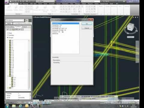 AutoCAD Structural Detailing 2013 Attributes for titleblock