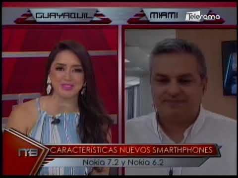 Características nuevos smartphones Nokia 7.2 Nokia 6.2
