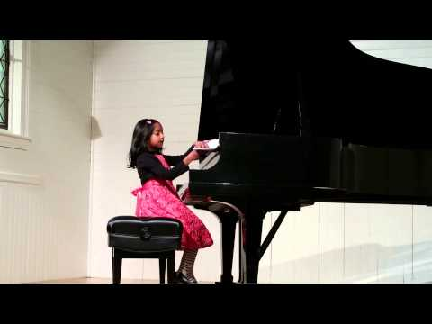 Amirtha Piano Recital 2015