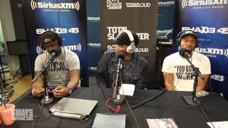 Loaded Lux and Murda Mook on How They're Training For Their Total Slaughter Battle