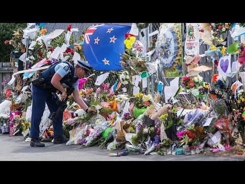 Νέα Ζηλανδία: H χώρα τιμά τους νεκρούς του μακελειού μία εβδομάδα μετά…