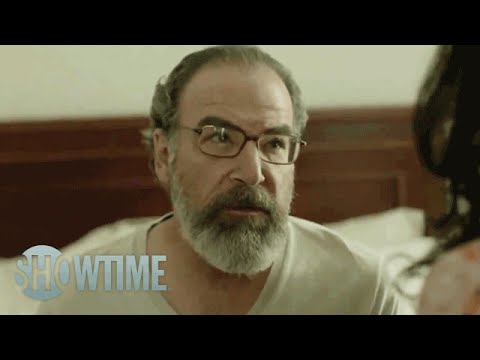 Homeland 4.12 (Clip 'I Want Back In')