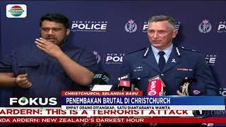 Video 4 Pelaku Penembakan di Selandia Baru Ditangkap, 1 Wanita - Fokus Pagi MP3, 3GP, MP4, WEBM, AVI, FLV April 2019