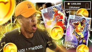 Video *INSANE* DIAMOND PULL PREDICTION! 1 MILLION VC PACK OPENING! NBA 2K19 MyTeam MP3, 3GP, MP4, WEBM, AVI, FLV November 2018