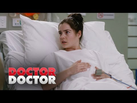 Hayley Is Diagnosed With HELLP Syndrome | Doctor Doctor Season 3