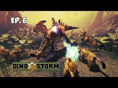 Dino Storm: Ep. 6 -