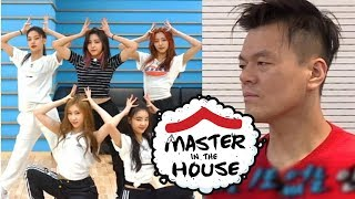 Video JYP's Checking ITZY's Dalla Dalla Choreography [Master in the House Ep 61] MP3, 3GP, MP4, WEBM, AVI, FLV April 2019