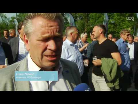 Arjen Robben geeft startschot TopsportZorgcentrum