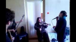 Video Quieten - Nevim Song (živě na soustředění v Nováči)