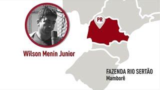 PR - Mamborê - Wilson Menin Junior
