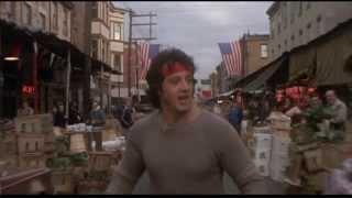 Rocky II Entrenamiento Latino HD