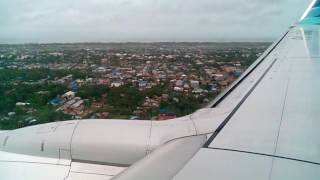Merauke Indonesia  City new picture : Landing For Merauke City bersama Garuda Indonesia