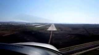 Cirrus Sr22t: Aterizando En Queretaro 07.03.12