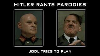 Jodl tries to plan