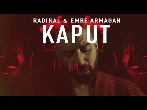 Radikal & Emre Armağan - Kaput (prod. by Amostra) [Sekiz1 Official Soundtrack Video]
