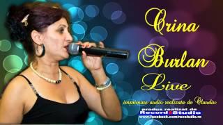 Crina Burlan Colaj Sirba Live Nunta Ionut si Roxana (Imprimare audio: Claudiu)