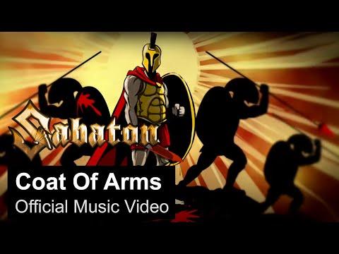 Tekst piosenki Sabaton - Coat of Arms po polsku