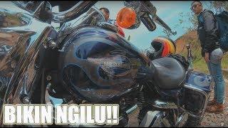 Video Harley Davidson Jamet Crash di Ciletuh! [Touring VLog] MP3, 3GP, MP4, WEBM, AVI, FLV Desember 2018
