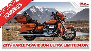 7. 2019 Harley Davidson Ultra Limited/Ultra Limited Low — PRICE & SPECIFICATIONS