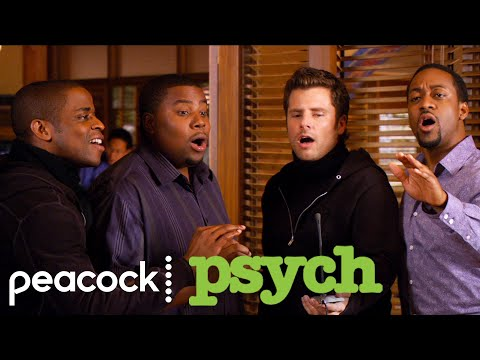 It's So Hard To Say Goodbye To Yesterday | Psych