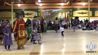 Hogansburg (NY) United States  city photo : New from Akwesasne TV: 2015 Children's Pow-Wow