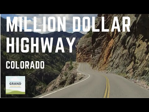 Ep. 69: Million Dollar Highway | Colorado RV Travel Camping