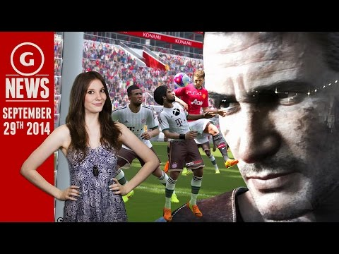 X1 - FIFA 15 is helping push sales to the Xbox One in the UK, we get another glimpse of Uncharted 4, and Konami announces PES 2015 new-gen resolutions. Today's Stories: Xbox One outsells PS4 in...