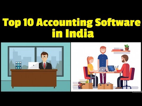 Top 10 Best Accounting Software in India | List of Business Accounting Software