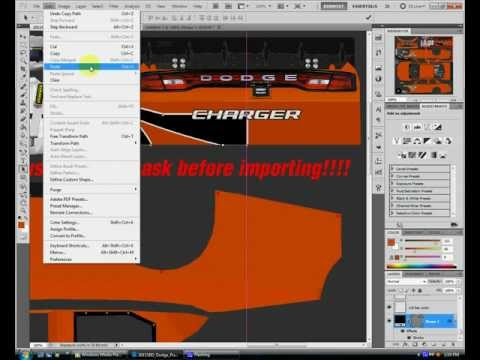 Copying Vector Layer in Photoshop