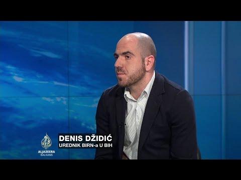 Denis Džidić o problemima u bh. pravosuđu