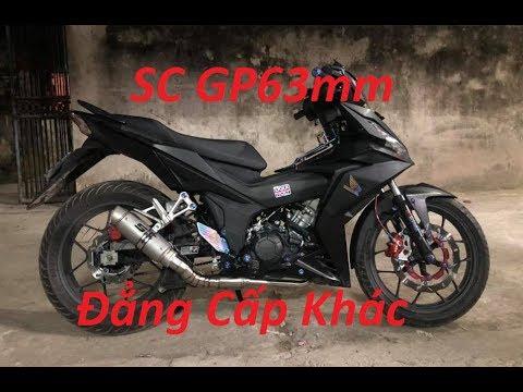 Winner Độ Pô SC Gp63mm | Lực kinh hồn | Tài Pô Độ | 0947.22.1234 - Thời lượng: 93 giây.
