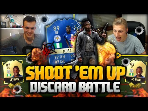 FIFA 17: IF MUSA DISCARD SHOOT EM UP BATTLE 🔥😱 NEU