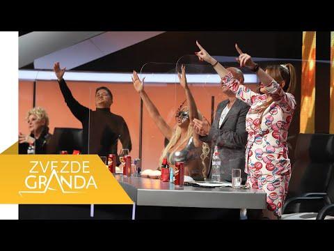 ZVEZDE GRANDA 2021 – cela 64. emisija (24. 04.) – snimak zadnje emisije – Dalje su prošli Novica, Ivana, Aleksandra, Andrijana, Filip, Nemanja, Dana, Denis, Adi, Bojan, Bojan i Miloš