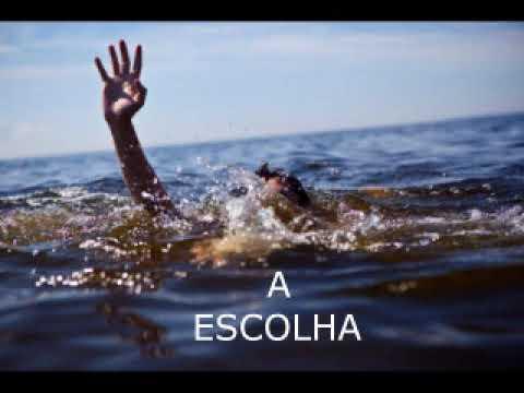 A ESCOLHA ( UMA LINDA REFLEXÃO DE VIDA )