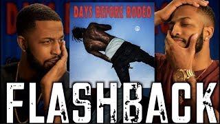 "TRAVIS SCOTT ""DAYS BEFORE RODEO"" | FLASHBACK VOL. 24 |"
