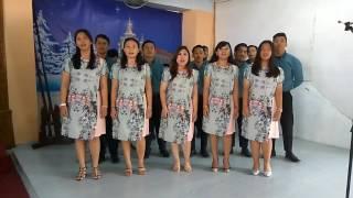 Kunyanyi haleluyah - GV