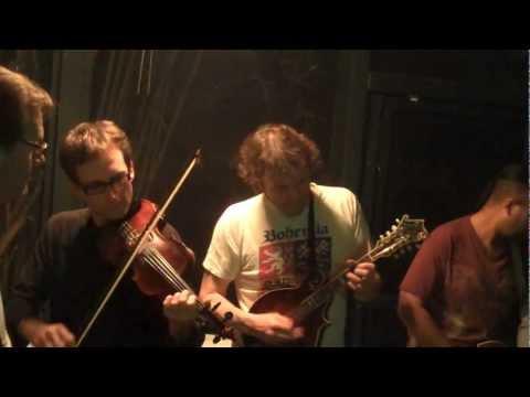 Walkin' - The High Ground Drifters Bluegrass Band