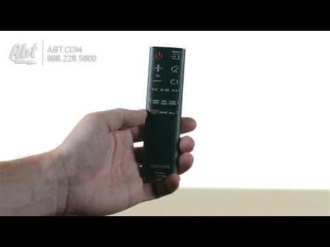 Samsung 6.1 Channel Curved Soundbar With Wireless Subwoofer - HW-J6500/ZA Overview